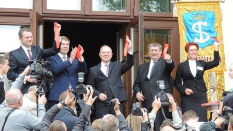 День белорусской письменности в Щучине