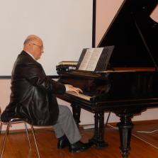 Вечер памяти Владимира Соколова в гостиной МГП (Москва)