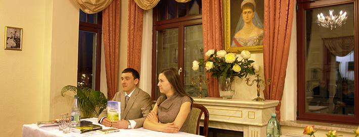 Книжная ярмарка в Лейпциге – наши презентации