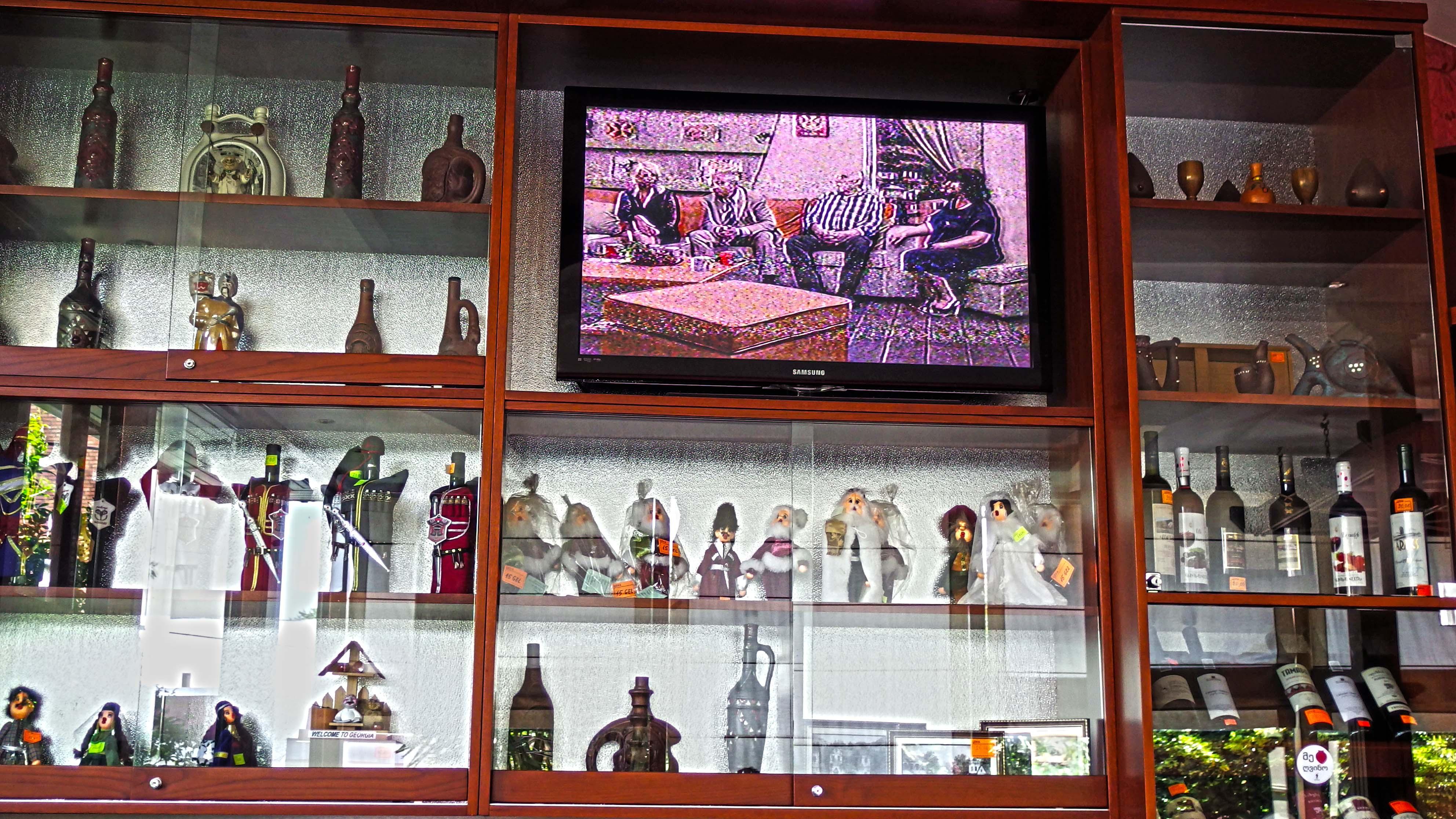 19 июня Телевидение грузинской патриархии «Эртсуловнеба» («Единодушие») организовало передачу, посвящённую презентации альманаха. В передаче участвовали Михаил Серебро, Маквала Гонашвили, Лада Баумгартен и Моисей Борода.