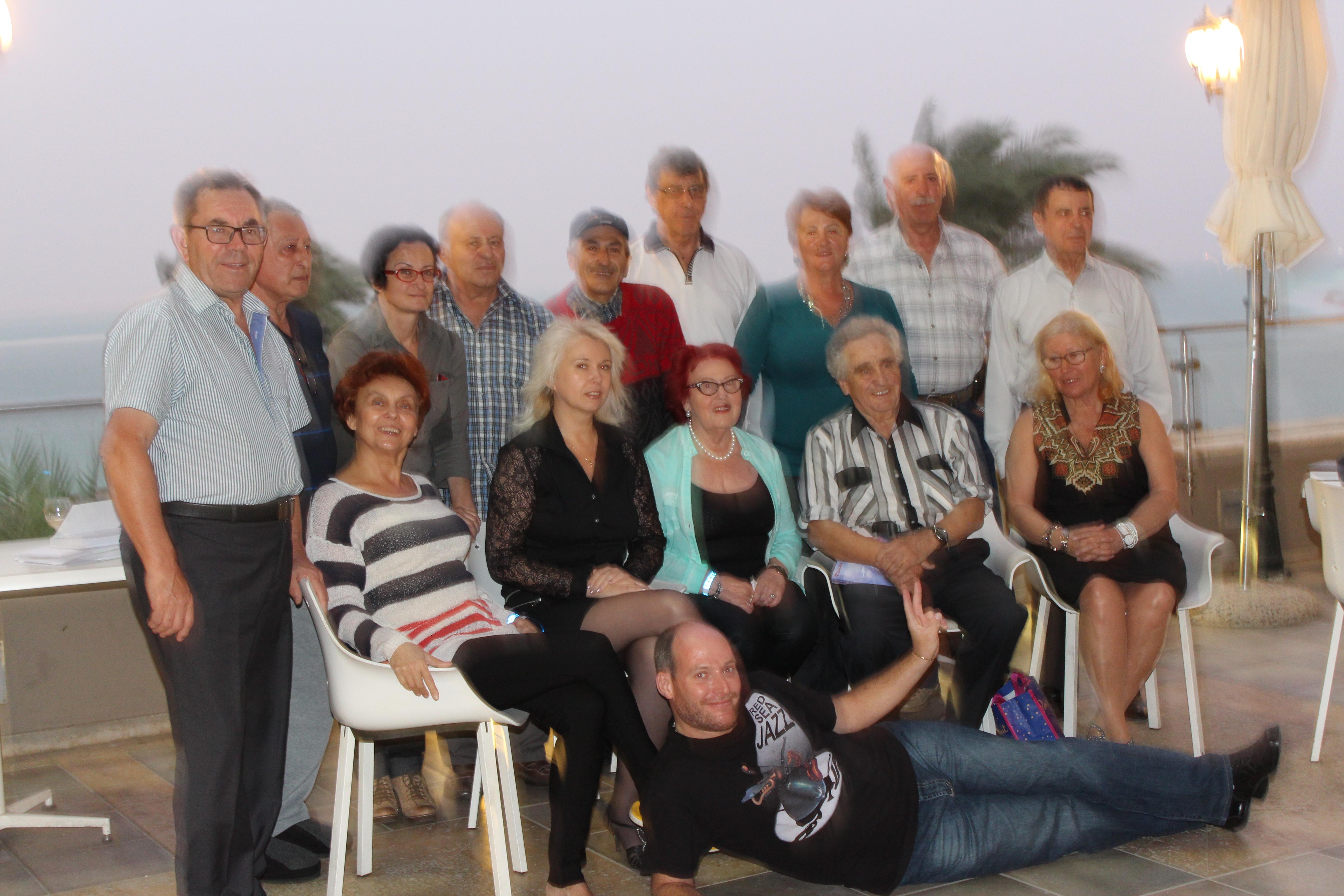 Литературные встречи МГП–Израиль