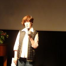 «Словесность». Приглашение на творческий вечер журналистки и поэтессы Александры Верели-Зенько