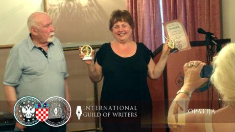 Ирина Лежава: Опыт написания синопсисов