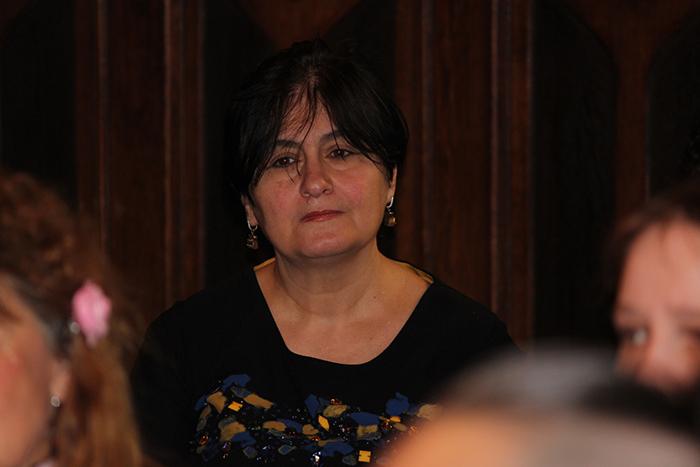 Маквала Гонашвили о сотрудничестве с МГП