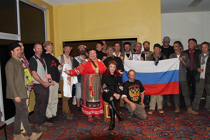 Русские песни в мистической долине австралийских аборигенов
