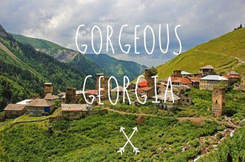 Под небом Грузии