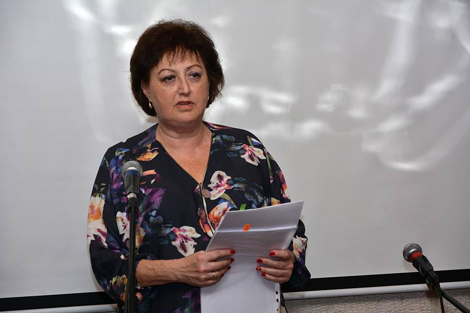 Марина Старчевская