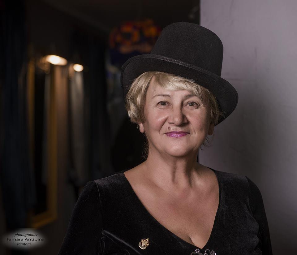Татьяна Турбина