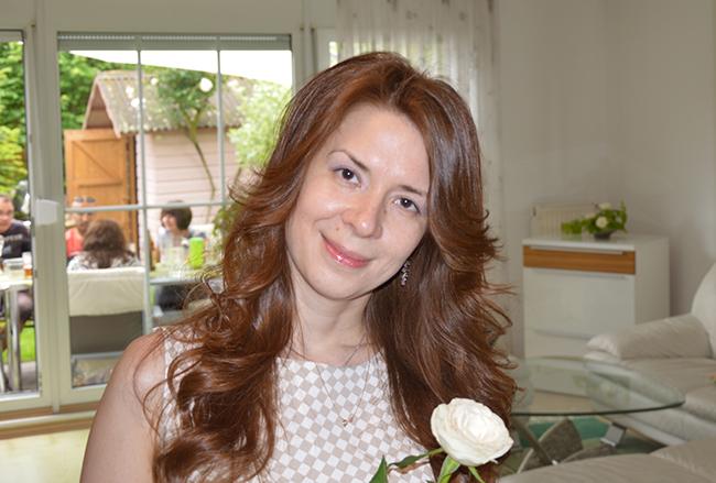 Юлия Ольшевская-Хатценбёллер