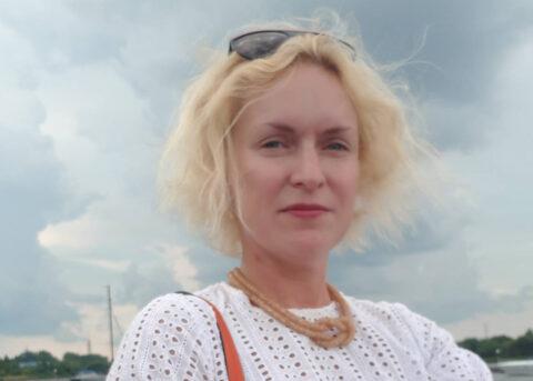 Наталья Шабло: Останавливаться нельзя!
